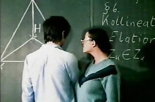 auf der Schulbank 1979 Porn Classic