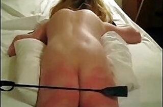 cunt spanking girl