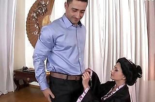 Sexy housewife ass sex