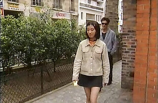 Asian Euro babe Mimi