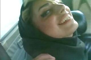 fuck girl iranian in car