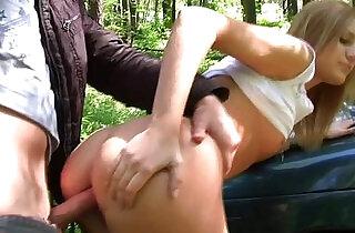 Hot pickup girl sex in amateur movie