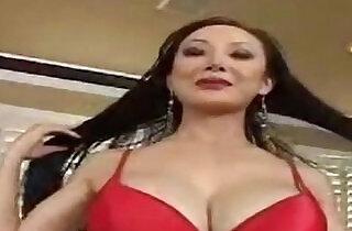 Nasty Asian woman