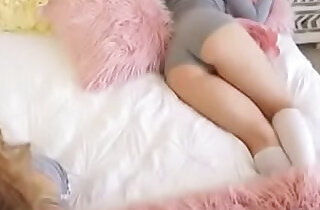 Cute ever sleeping Babysitter get well fucked pussy licking
