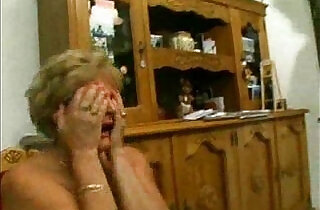 Italian Mother and Grandmother Forced Anal