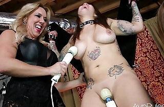 Orgasm punishment