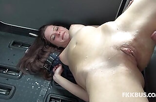 Sex Bus Cumshots