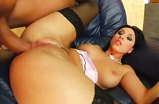Ass Traffic Mercedes gets butt pounded and swallows a cumshot