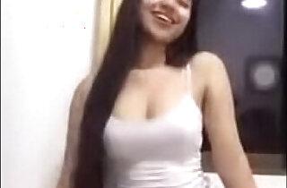 Very pretty girl on cam