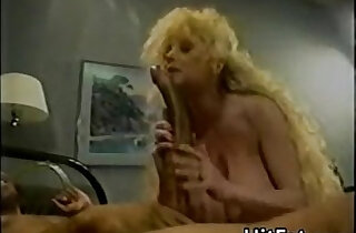 Busty Blonde amateur milf With Very Long big black Dick Classic