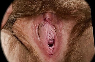 Female textures Sweet nest HD Vagina close up hairy sex pussy by rumesco