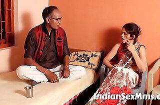 Budhe Ke Sang Jawan Ladki kiss boob press n pantyshow new