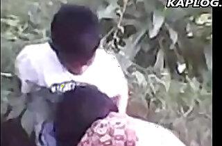 Farmers siblings fucking in the field