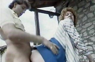 Lilian Kerstin, Michelle Davy, Gerard Luig in classic scene