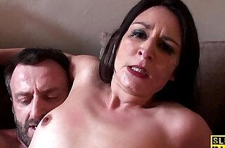 British slut with dick