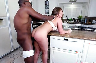 Maddy OReilly gets anal black penis