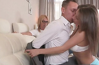 My boss fucked my wife watch more