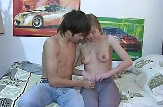 Casual teen sex race Ella May
