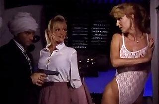 Houston, Rebecca Lord, T.T. Boy in classic porn movie clip