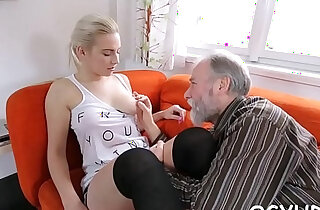 Olfd fart licks juvenile pink pussy