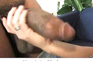 Black monster fucks my moms tight pussy 21